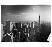 Manhattan Skyline with Empire State Building (Alan Copson ©) Poster