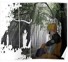 Naruto & Hinata - Innocent Love Poster