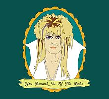 The Goblin King by GeekAmour