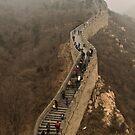 The Great Wall Of China At Badaling - 3 © by © Hany G. Jadaa © Prince John Photography