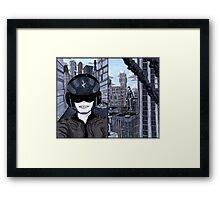 Sector C Framed Print