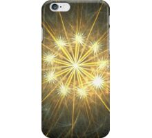 Chrome Daisies iPhone Case/Skin