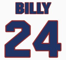 National football player Billy Stacy jersey 24 by imsport