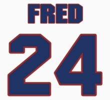 National football player Fred Enke jersey 24 by imsport