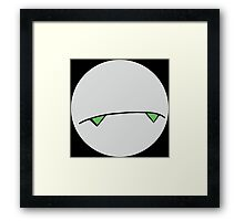 Marvin the Robot - Hitchhiker's Guide Framed Print