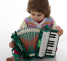 My accordian by Rosina  Lamberti