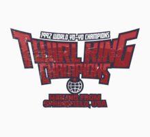 Twirl King Champions by newdamage