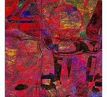 1476 Abstract Thought Photographic Print