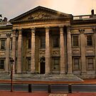 Historic Philadelphia - First Bank of the United States by Robyn Carter