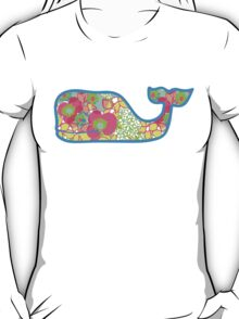 Lilly Pulitzer Whale Ice Cream T-Shirt