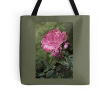 Raindrops on Roses... Tote Bag