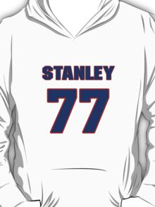 National football player Stanley Scott jersey 77 T-Shirt
