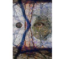Emotional Disfiguration Photographic Print