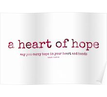a heart of hope...two~ Poster