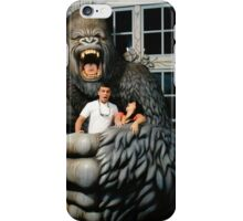 Fun at the Wax Museum iPhone Case/Skin