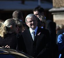 Kevin Rudd by David Petranker