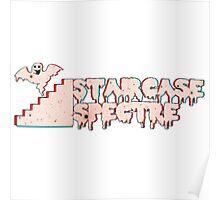 Staircase Spectre Logo Poster