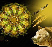 BEAR SPIRIT by Madeline M  Allen
