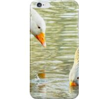 Sink in the Water iPhone Case/Skin
