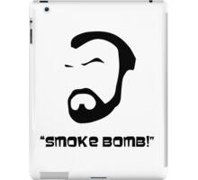 Smoke Bomb  iPad Case/Skin