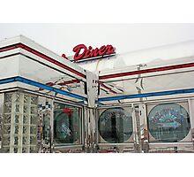 Diner 10 Photographic Print