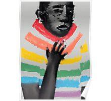 rainbow suit Poster