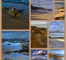 Kenton Seascapes by Warren. A. Williams