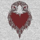 Heart of an Eagle by Gethin