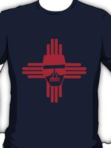 Heisenberg Zia Symbol New Mexico Flag T-Shirt
