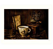My Favourite Coffee Mug Art Print
