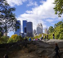 Central Park - NYC by F1-girl