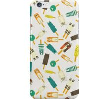 Catsicles (Pattern) iPhone Case/Skin