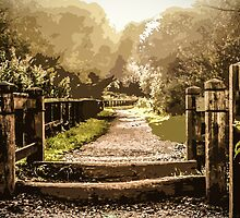 Bridle path by Gavin Stanfield