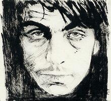 Syd Barrett by ffarff
