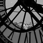 Clockwork 2 in black and white by JessicaLuce