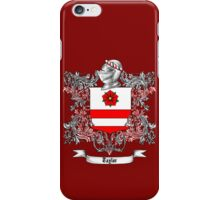 Taylor Family Crest 5 iPhone Case/Skin