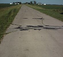 ILLINOIS MOTHER ROAD 2 by Paul Butler