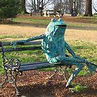 Mr. Frog by Joseph Rieg