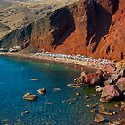 The Red Beach by myphototype