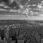 Lower Manhattan by myphototype