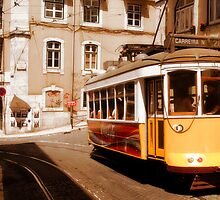 Lisbon Trolley by oastudios