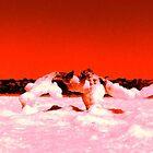 SCamel: Sodium Chloride based lifeform on a distant alien world by marvynmc