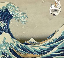 The Great Wave Off Katara by OptimusFries