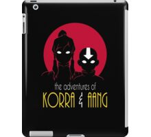 The Adventures of Korra & Aang iPad Case/Skin