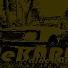 """Alde Karre - """"Old Car"""" by seadworf"""