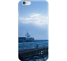 Blue Ice in May iPhone Case/Skin