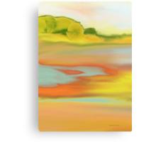 The Good Earth Canvas Print