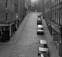 Corner of Windmill Brae and Bath Street, Aberdeen by PigleT