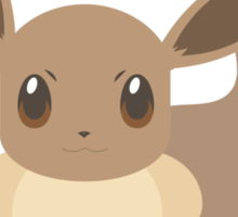 Eevee - Pokemon Sticker