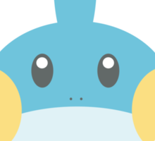 Mudkip - Pokemon Sticker